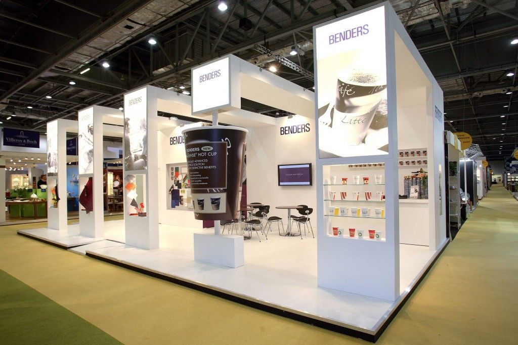Best Exhibition Stand Design : Finesse group specialise in design build and end to
