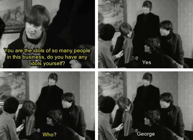 A Rare McCartney song Beatles funny, Beatles interview