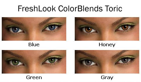 Cheap colored contacts for astigmatism awesome things