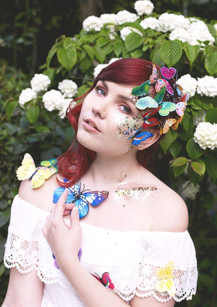 Paige Joanna | Fashion, Lifestyle, Art and London Blogger: Go Get Glitter Photo Shoot