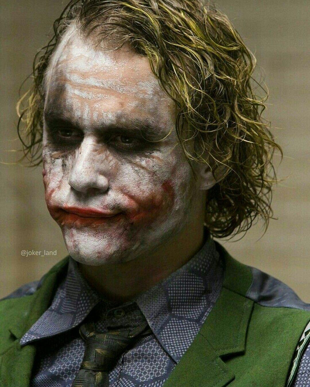 Joker The Dark Knight Tdk Joker Maquillaje Halloween Hombre