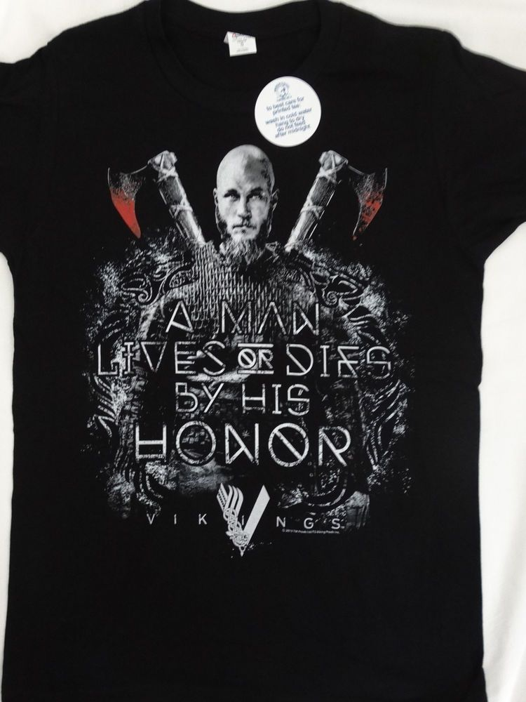 7b48114d1 Vikings History Tv Show Honor T-Shirt in 2019 | Vikings | Vikings ...