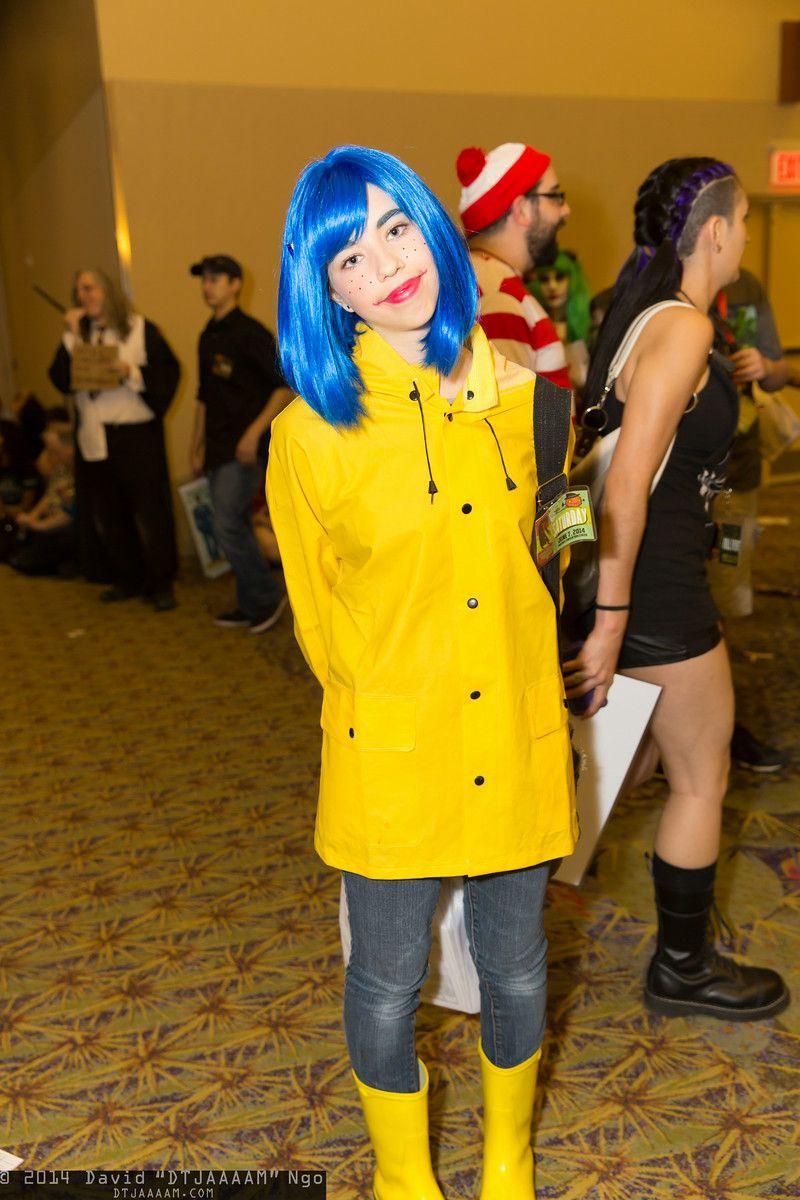 Coraline Jones #Cosplay   Phoenix Comicon 2014 - Saturday ...