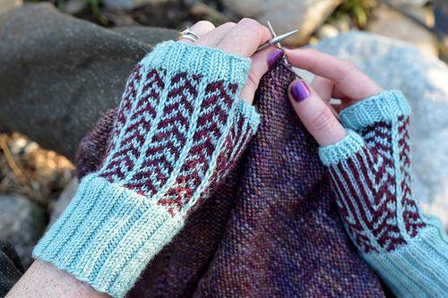 Nimble Fingers pattern by Kristen Hanley Cardozo
