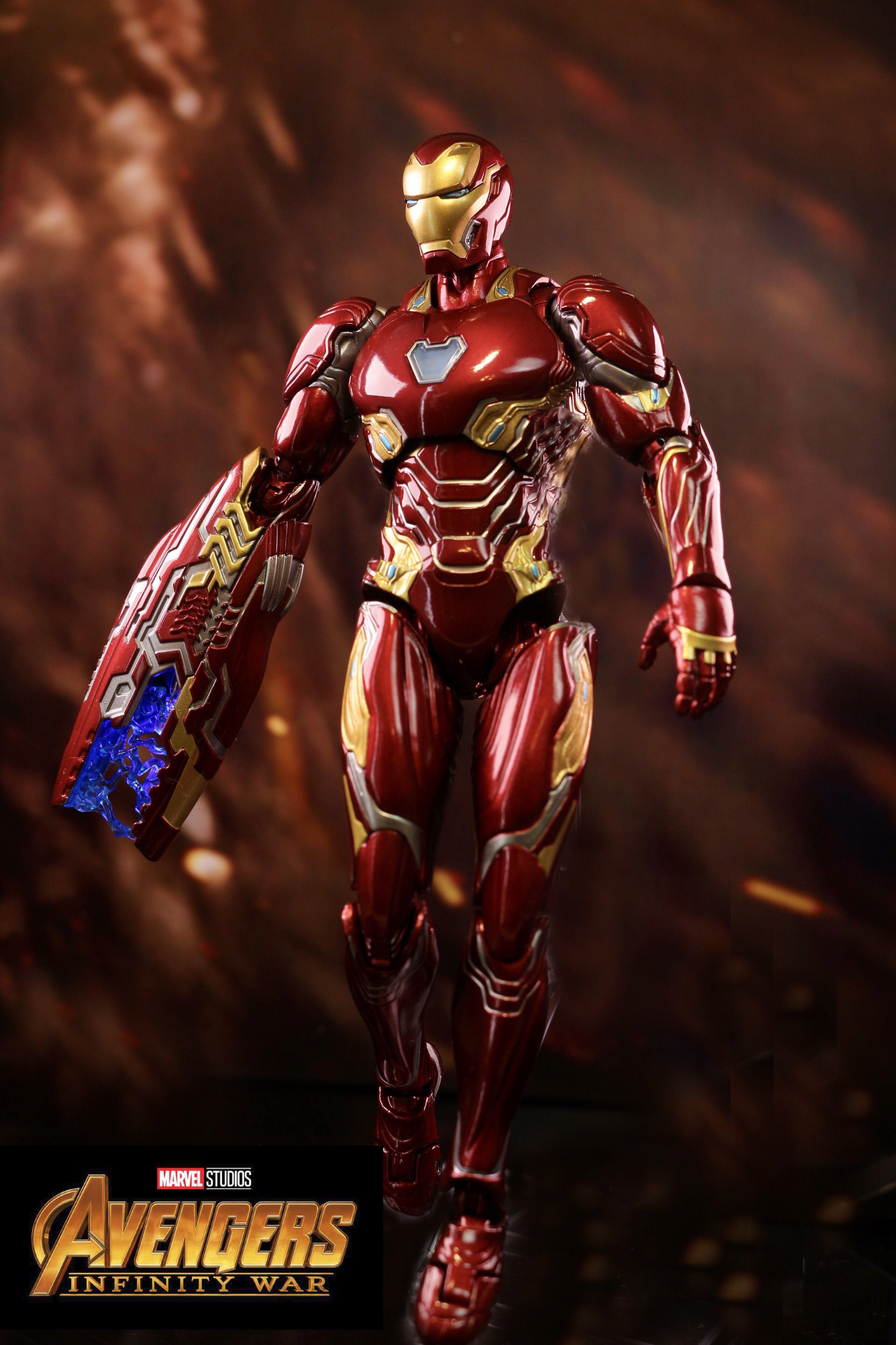 Ironman Mark50 Avengers Heroe Ironman