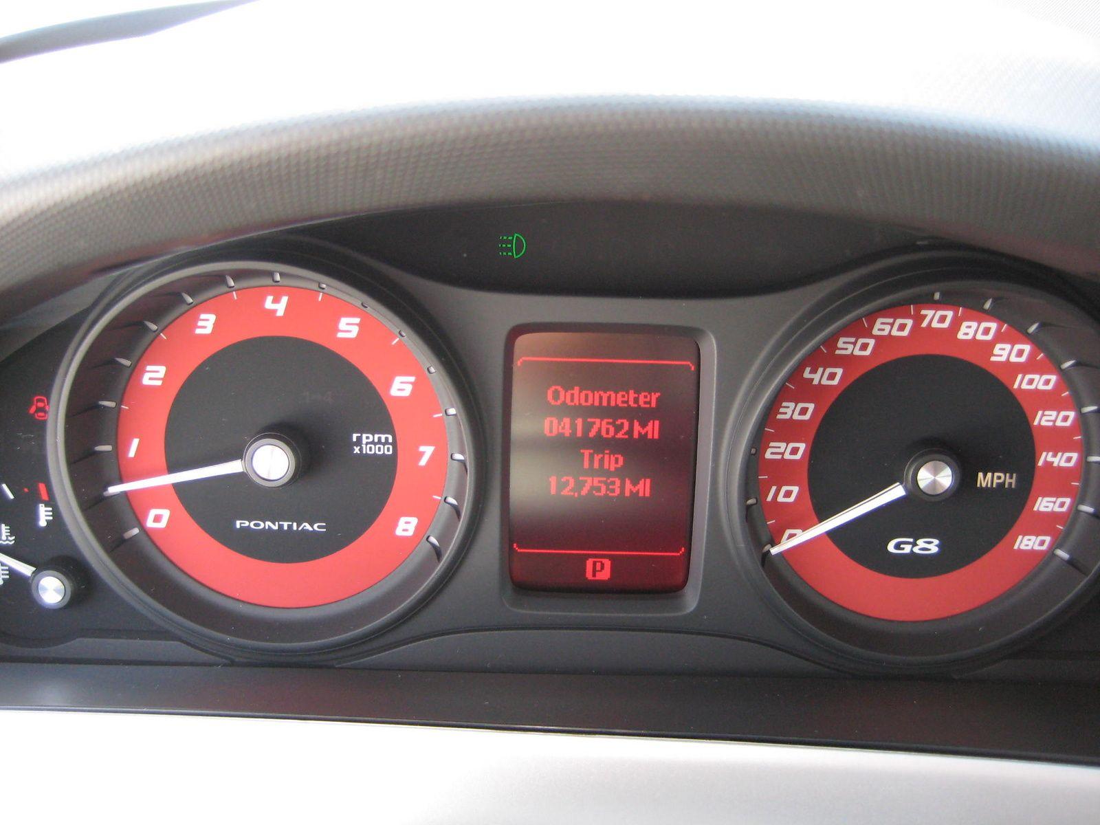 Blacked Out Pontiac G8 Gt 2008 Pontiac G8 Gt Interior