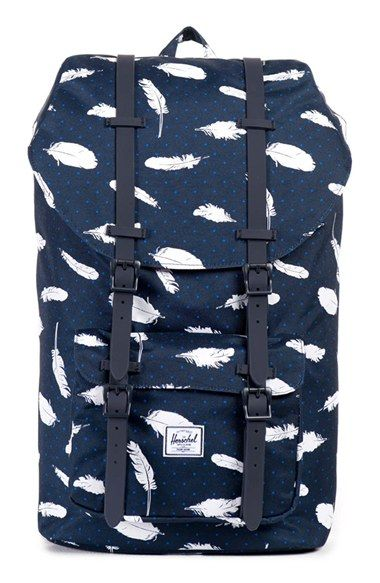 4ef79c6e5cf0 Herschel Supply Co.  Little America  Backpack available at  Nordstrom