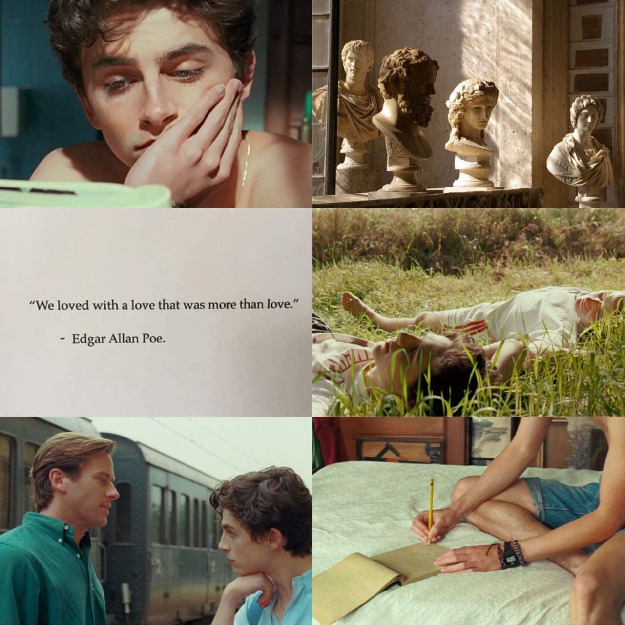 Call Me By Your Name Tumblr ˏˋ Cmbyn ˎˊ Call Me Your Name