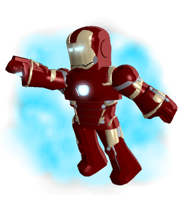 Tony Stark Iron Man Roblox Marvel Universe