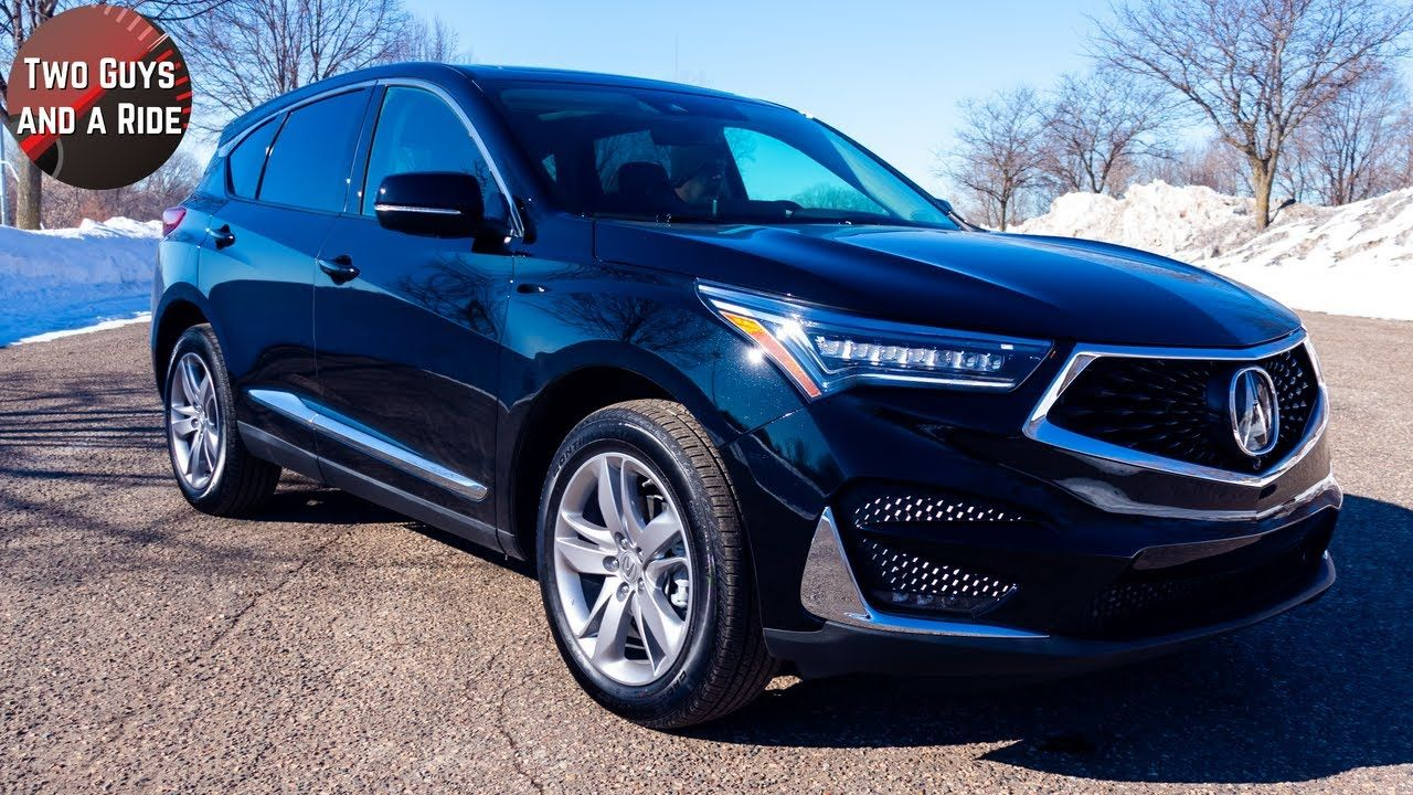 2020 Acura Rdx Twin Cities Auto Show Car Of The Show Acura Rdx Best Crossover Suv Acura