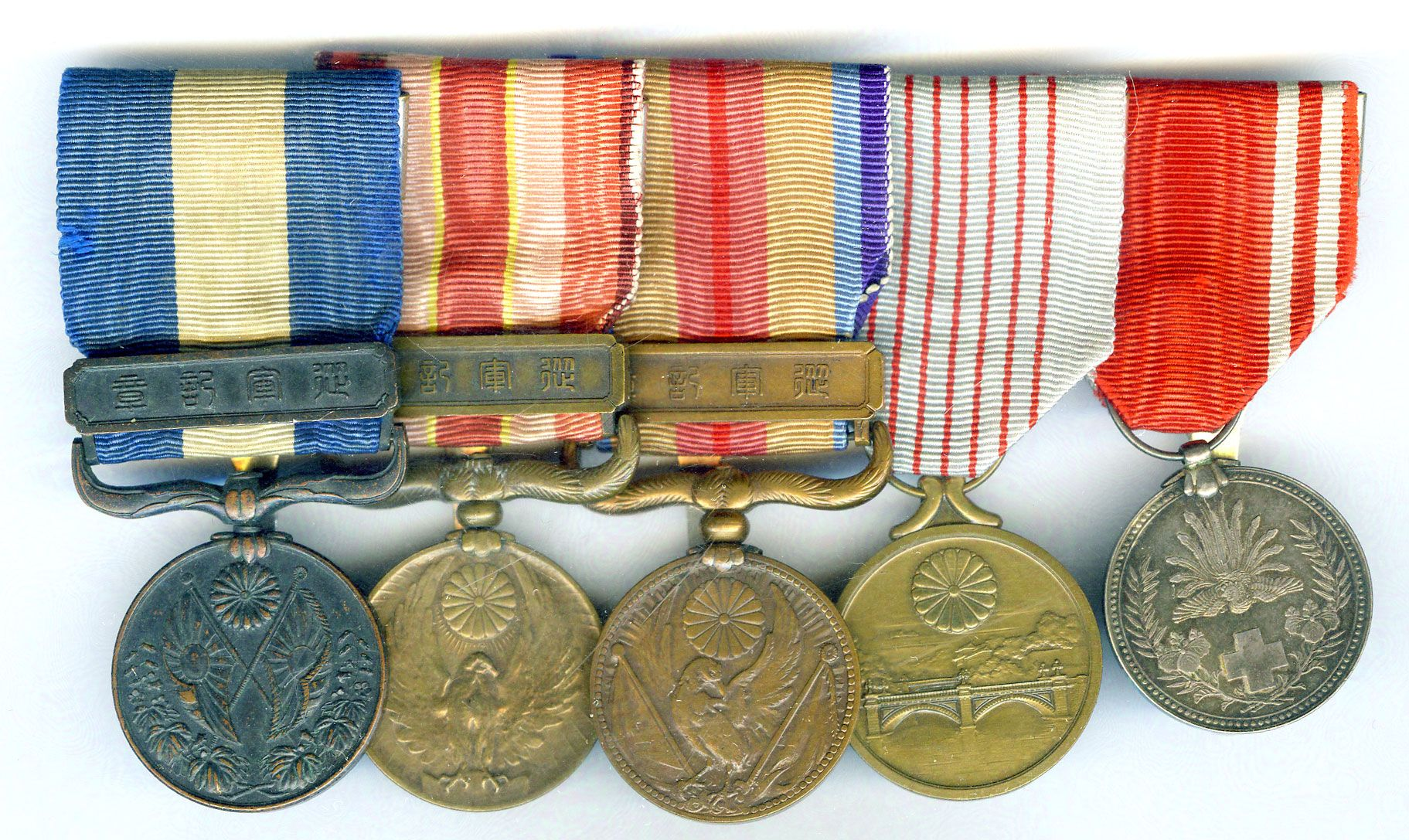 Japanese military medals       :: Liverpool Medals Ltd