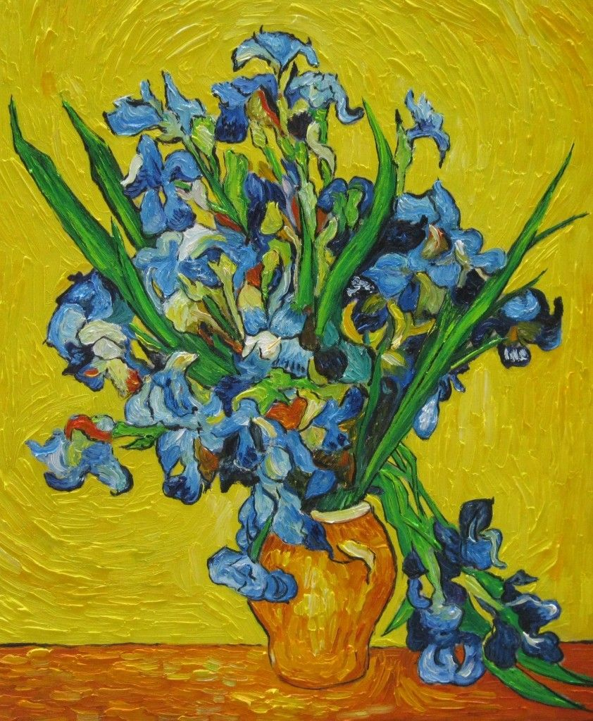 Van gogh flowers vincent van gogh irises in a vase vincent van gogh flowers vincent van gogh irises in a vase reviewsmspy