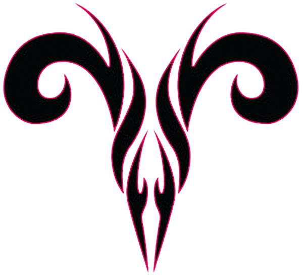 aries zodiac sign Google Search Aries tattoo, Ram