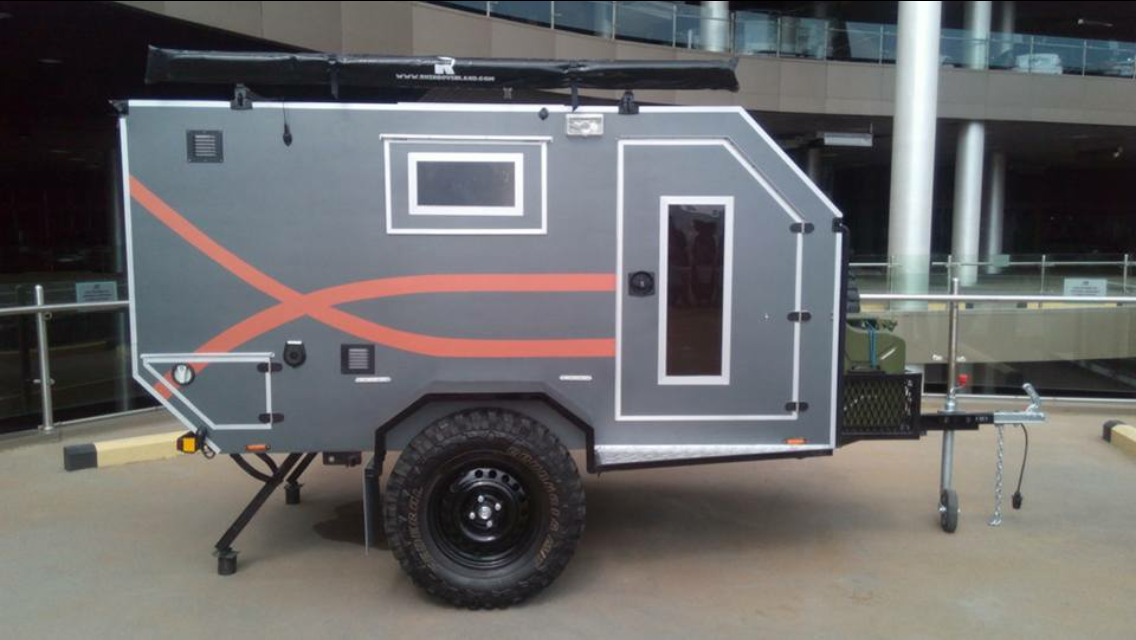 Pin de Drew Porta en Off Road Camping Trailer | Pinterest | Casas y Vida