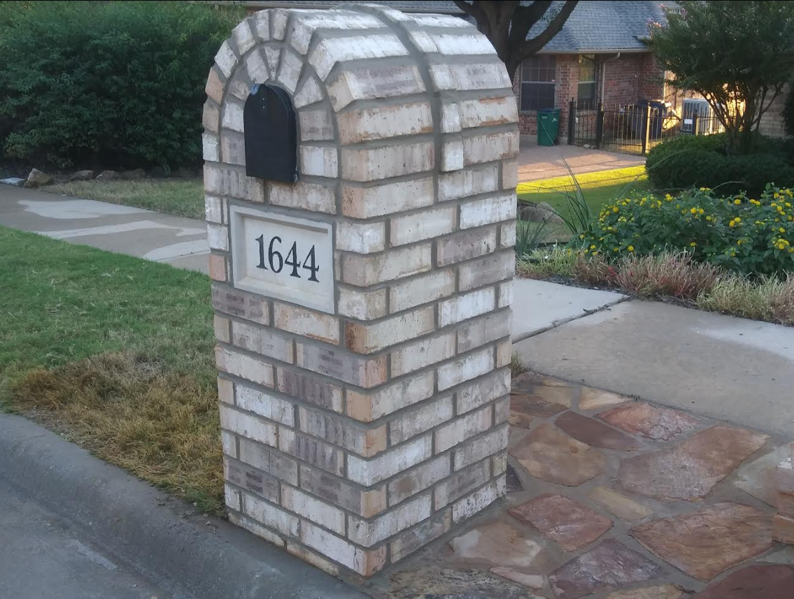 Did This Mailbox In Plano Texas Www