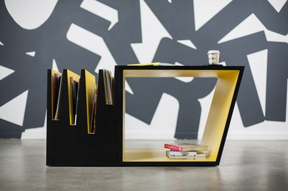 Coffee table par Brigada - Journal du Design