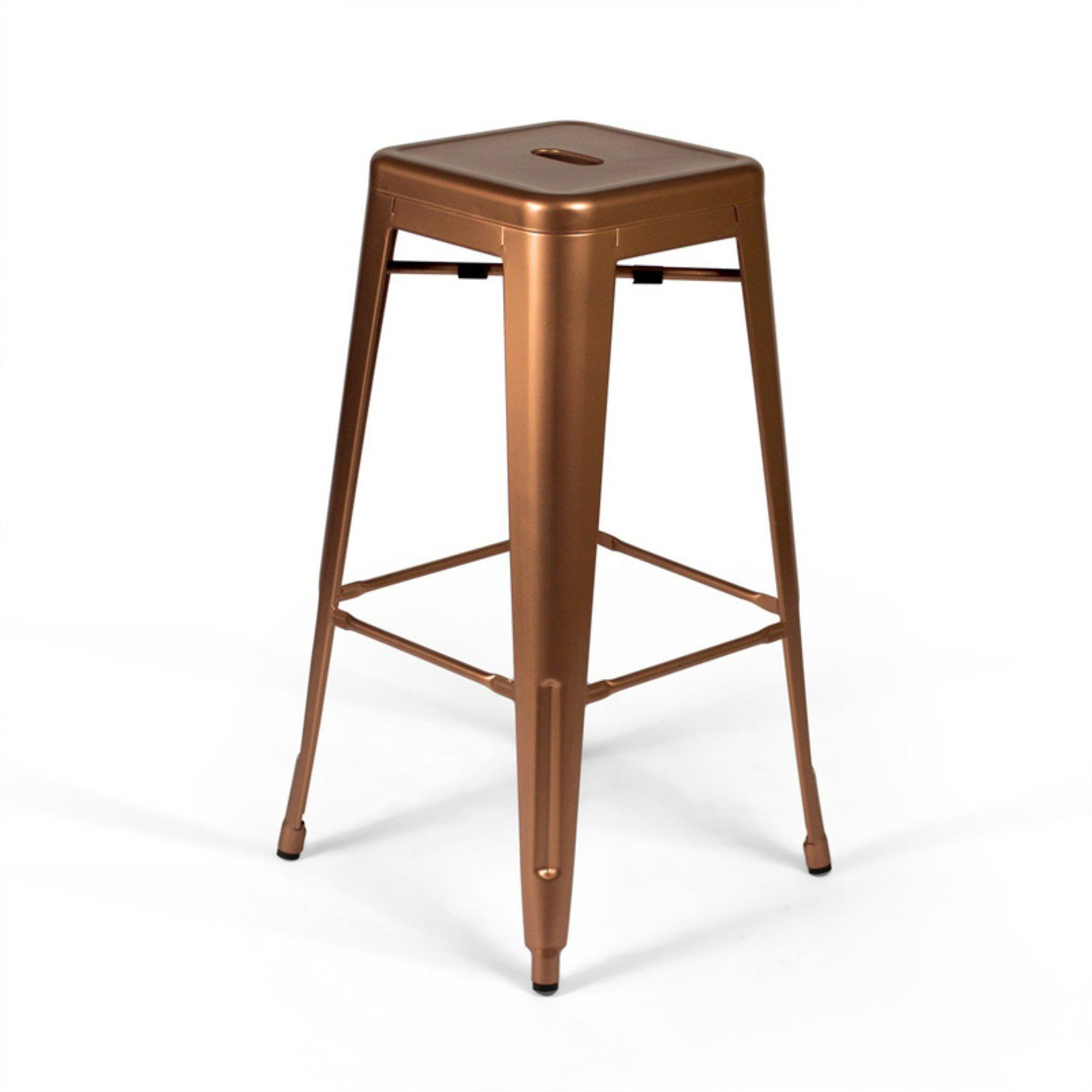 Aeon Galaxy 26 5 In Backless Counter Stool Set Of 2 Backless