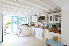 Kuchnia Z Wyjściem Do Ogrodu Blogi Home Fashion Wnętrza