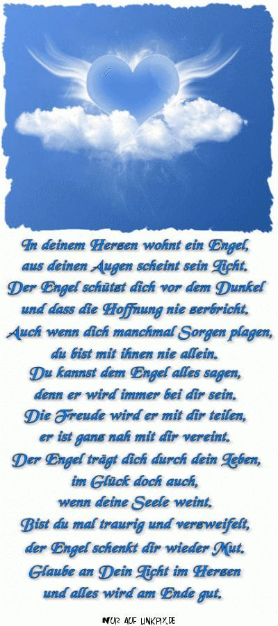Schutzengel Sprüche   Bildergebnis Fur Engel Auf Pinterest Karten Und Spruche Pinterest