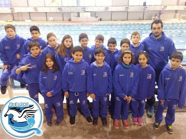 Ακόμη μια γιορτή για την κολύμβηση στην Θεσσαλονίκη