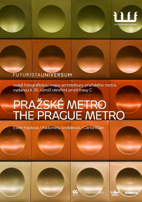 Prague Subway Mapinfo.Image Map Of Prague Underground Supplemented By The Info Brochure