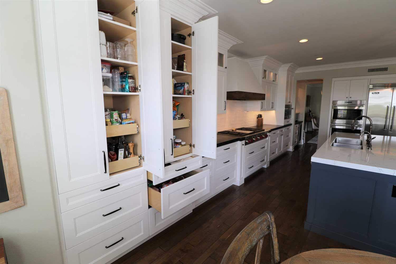 Aplus Interior Design Remodeling Industrial Kitchen Design