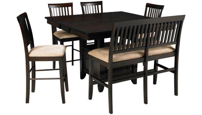Jofran - - 6 Piece Dining Set - Buy Dining Sets at Jordan\'s ...