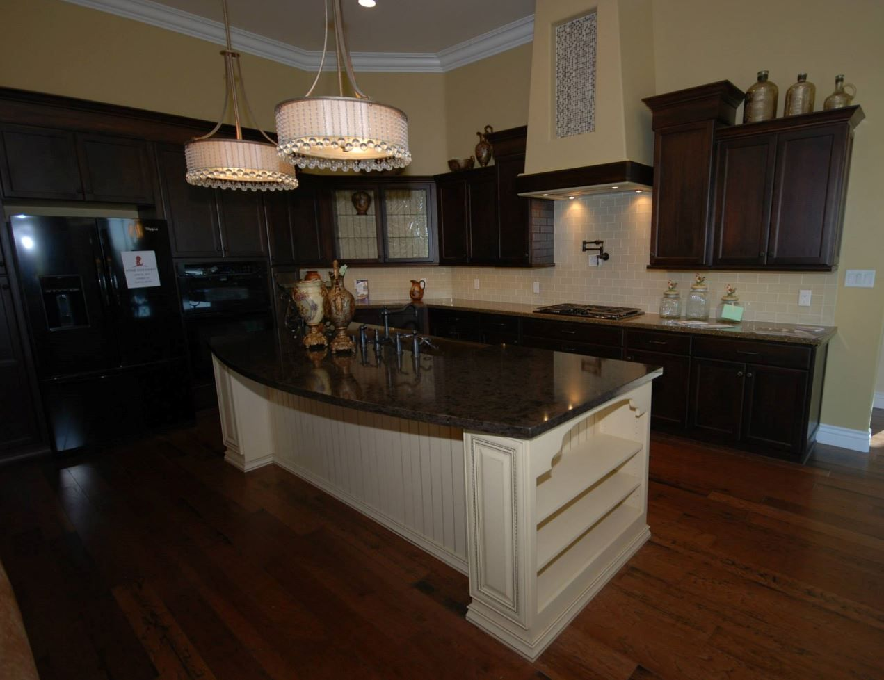 Starmark Lyptus With Mocha Stain Cambria Rosslyn