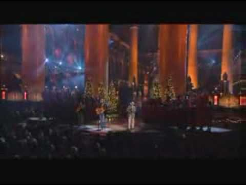 Love this Christmas song by Alan Jackson - Let It Be Christmas - Christmas in Washington 2008