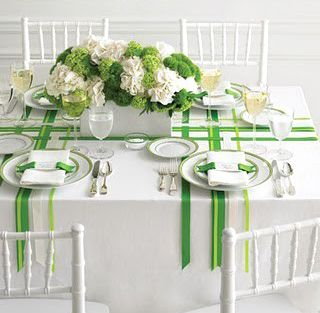 Pretty table settings | fun \u201cKate Spade\u201d inspired table setting \u2026 found on Pinterest  sc 1 st  Pinterest & Pretty table settings | fun \u201cKate Spade\u201d inspired table setting ...