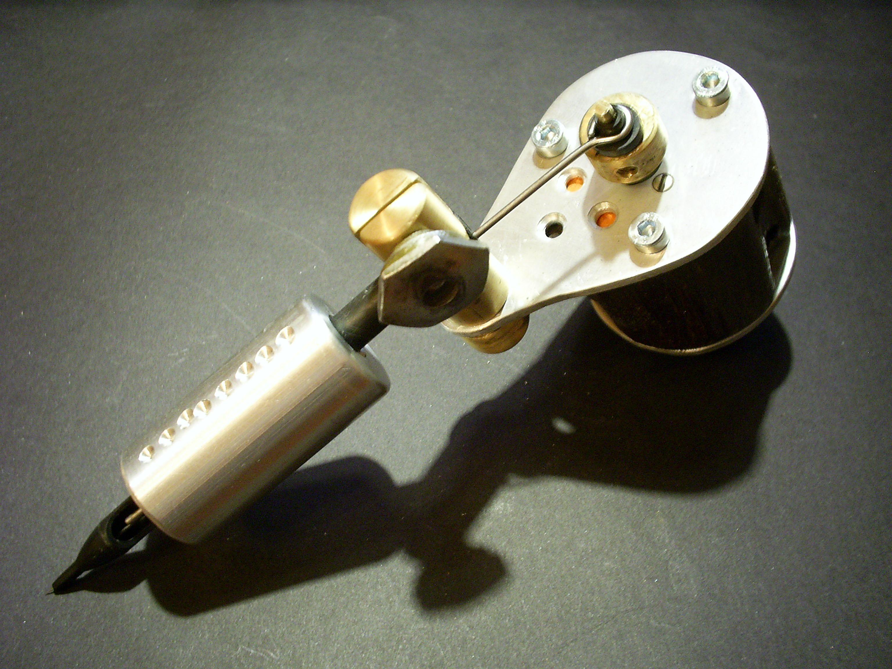 rotary liner machine