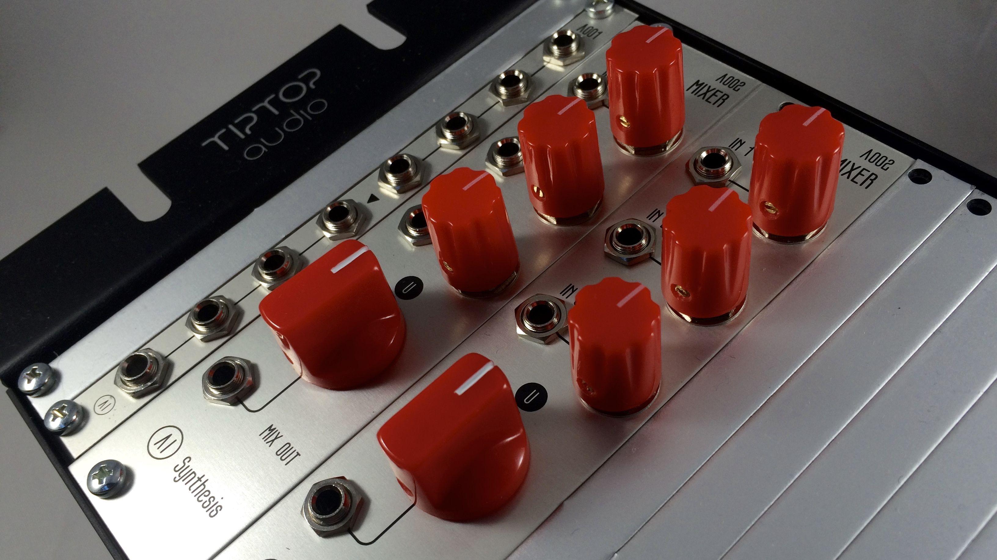Diy synthesizer mixer module build guide diy store diy kit