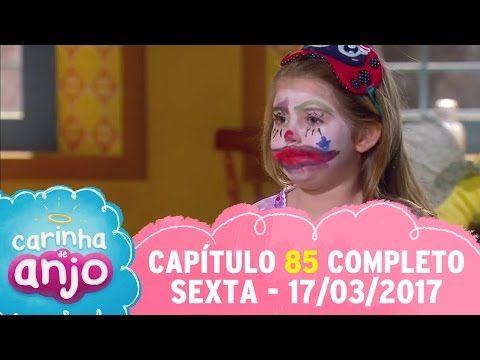 Dulce Maria Da Um Susto Em Teresa Carinha De Anjo Capitulo 72
