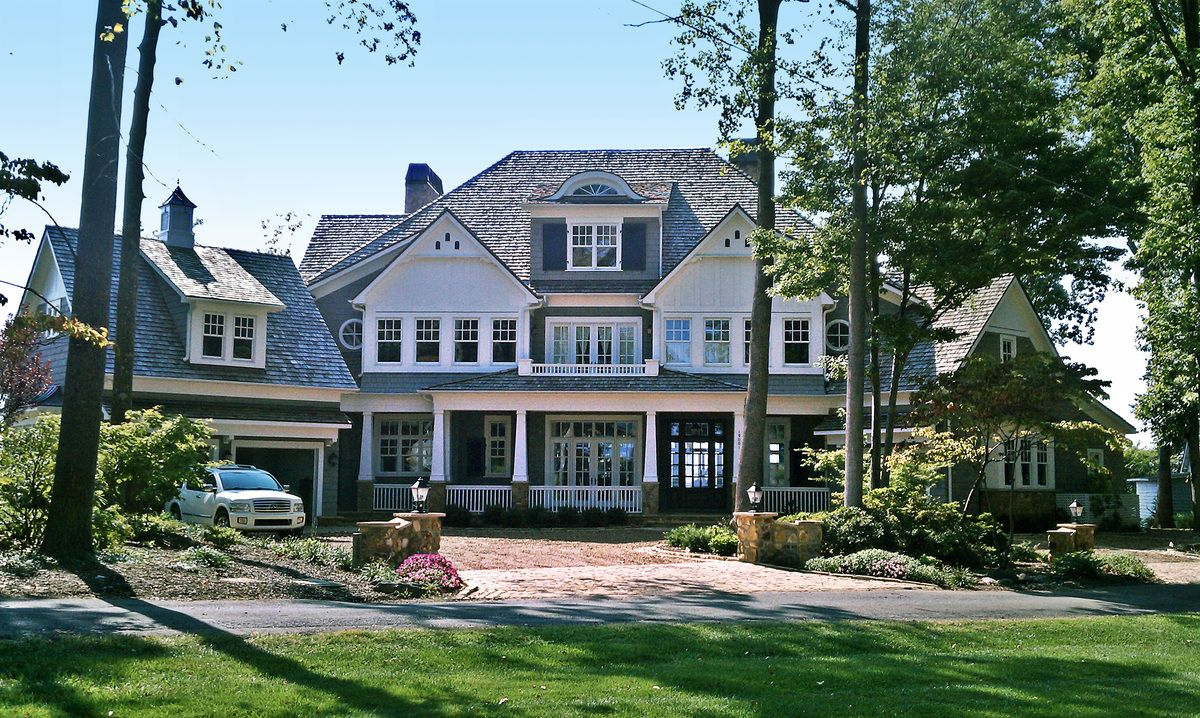 Undefined Shingle Style House Plans Architectural Design House Plans