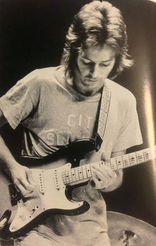 Eric Clapton Wearing The Quot City Slickers Quot Shirt Duane