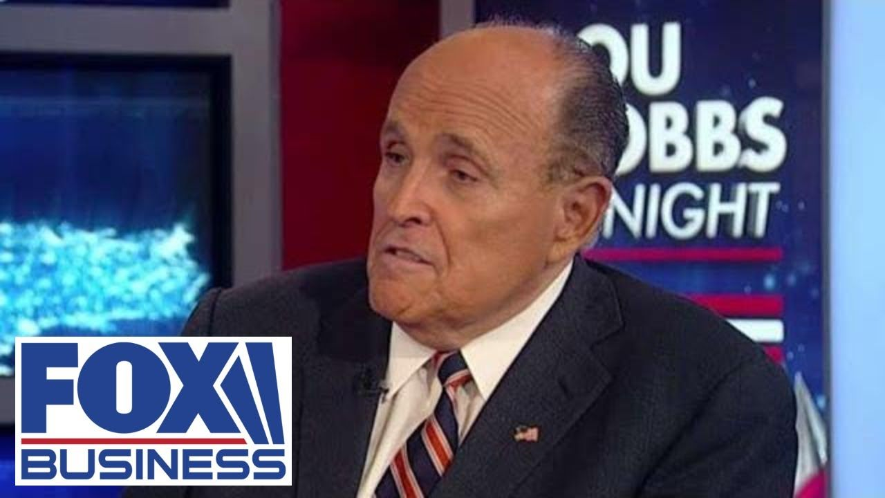 Giuliani Slams Swamp Media Says It S Time To Fight Back Against Dems Youtube In 2020 Women Humor New Politics Business Video