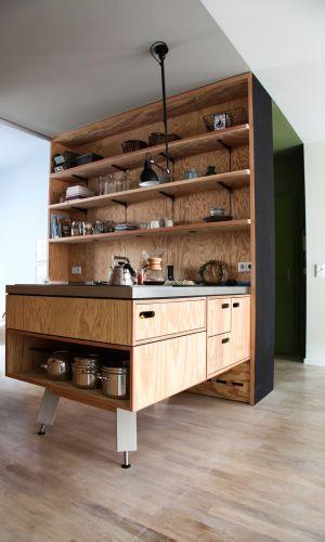 Cor Berlin cor berlin 54 apartment interiors kitchens