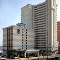 Hotel Best Western Carolinian Oceanfront Inn And Suites Myrtle Beach Usa