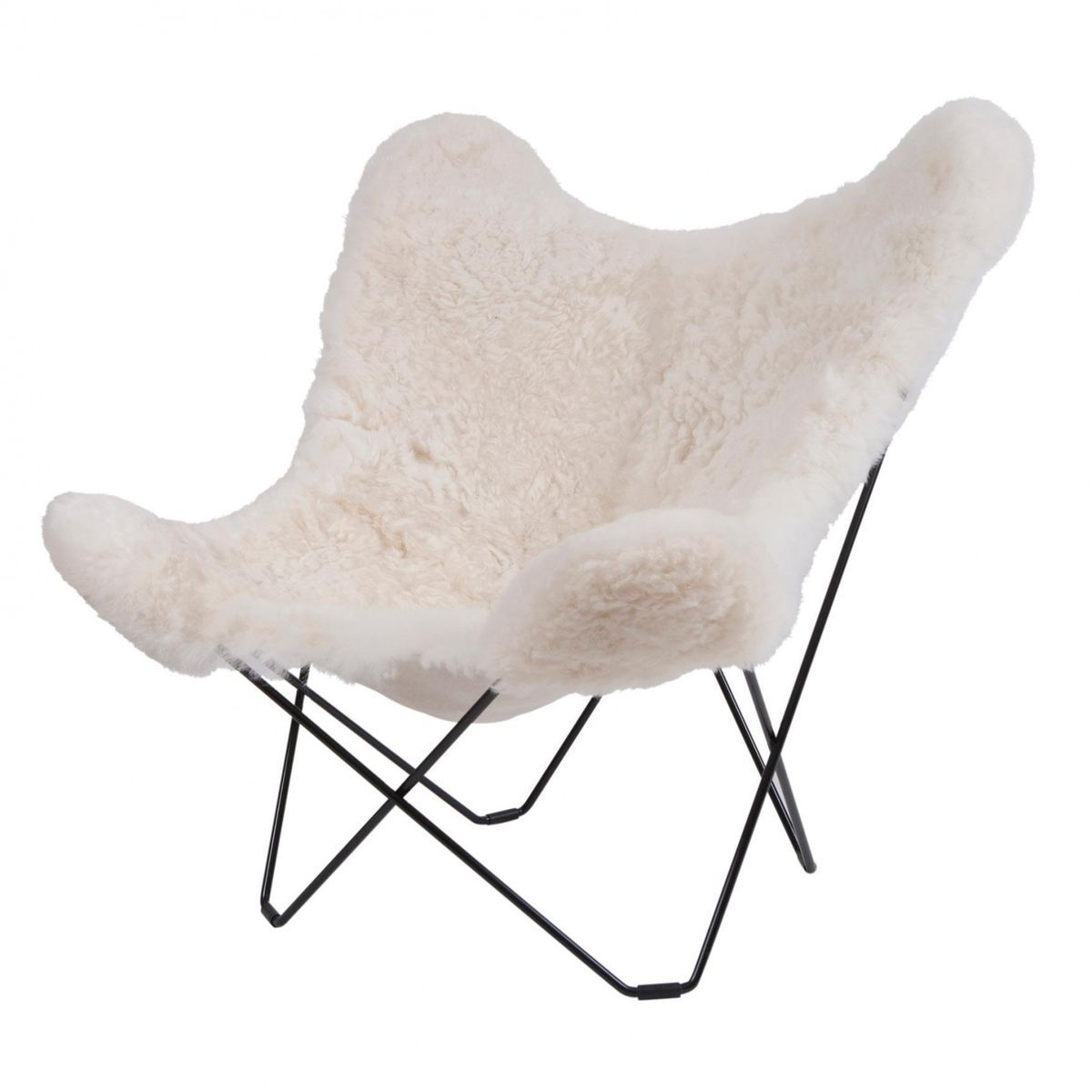 Lounge Sessel Extreme Lounging Iceland Mariposa Butterfly Chair Sessel Schlafzimmer Butterfly