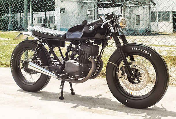 The Best New Custom Motorcycles In The World For The Week Ending October 24th 2014 - Supercompressor.com