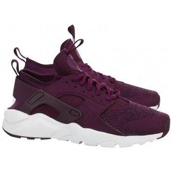 best service 5af11 3e266 Chaussures Enfant Baskets basses Nike Chaussure Air Huarache Run Ultra Se  (gs) Rouge