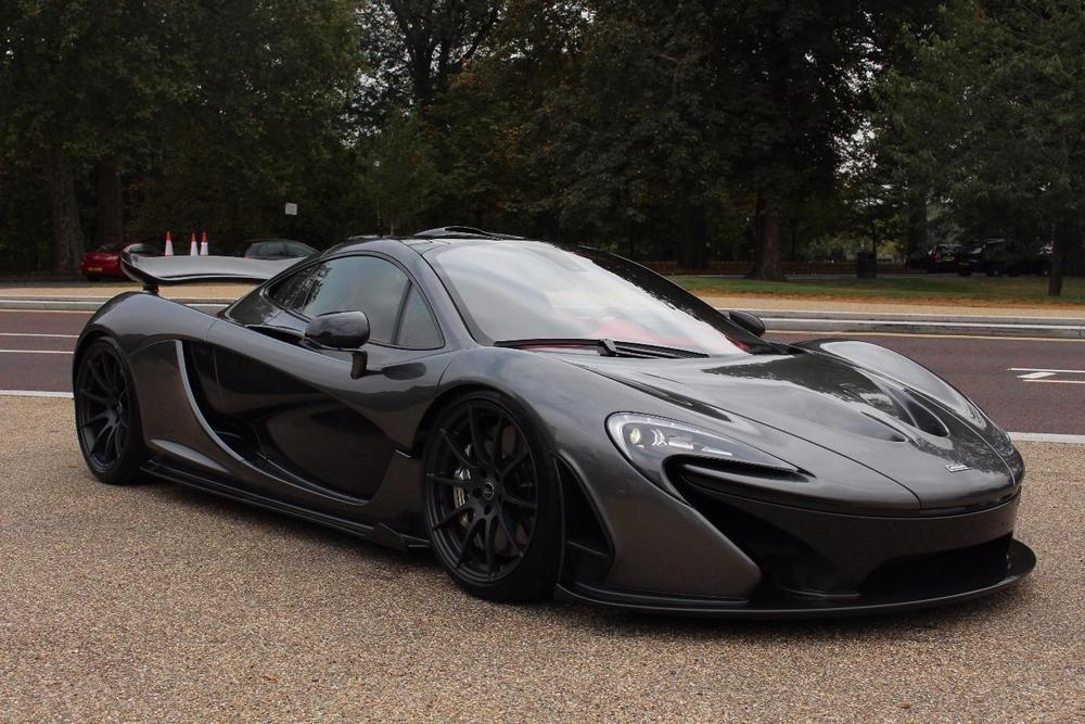Used luxury car 2015 McLaren P1 P1 (UK Supplied) Petrol
