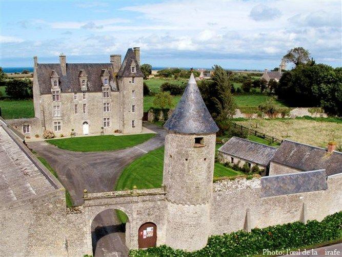 chambres du0027hotes de charme Château Saint PierreBayeux - chambres d hotes saint palais sur mer