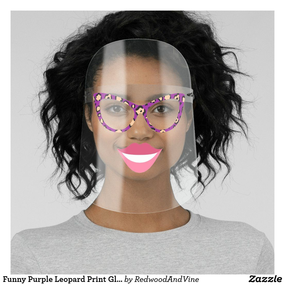 Pin on ARTISTIC FACE SHIELDS AT ZAZZLE