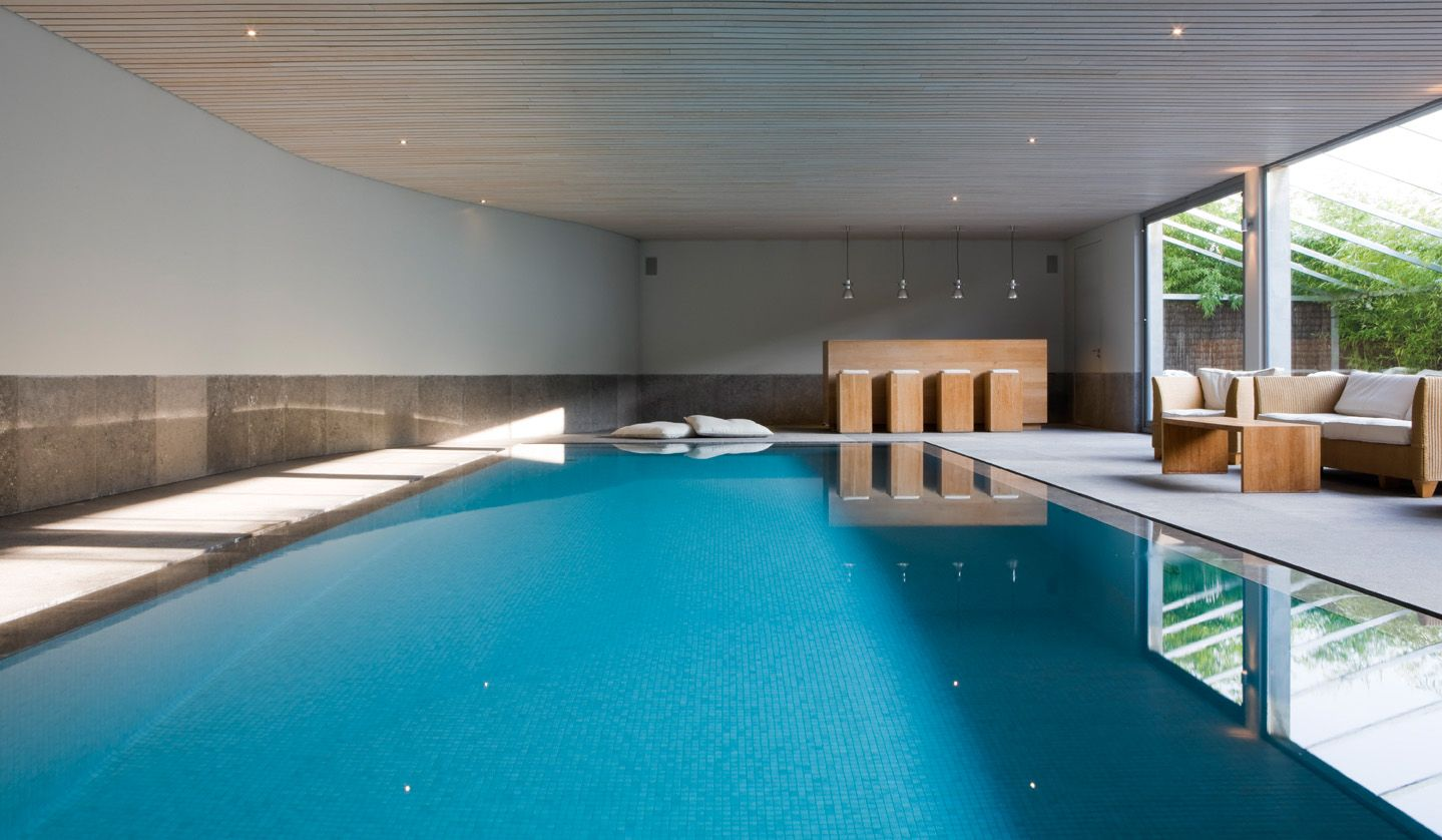 Schwimmbad bauen in  Dortmund - sopra