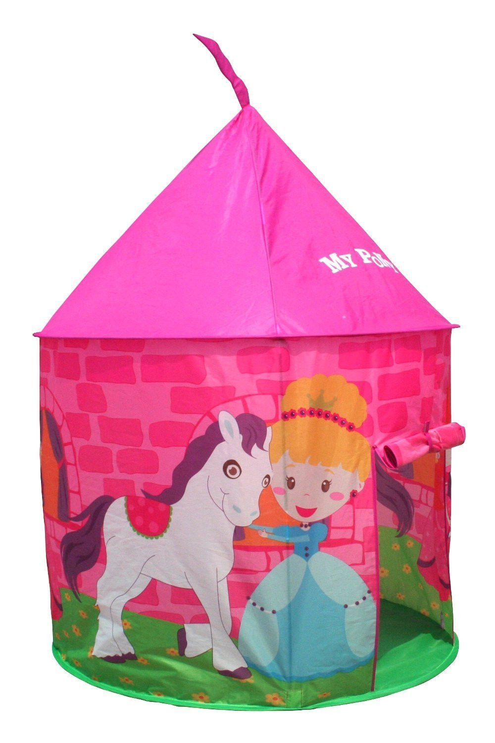 Princess Palace Pink Play Tent | Kids play tent, Girls play tent, Best toddler toys