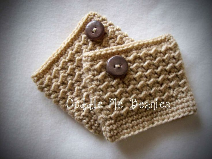 Crochet Boot Cuffs Free Patterns Gabby Boot Cuff By