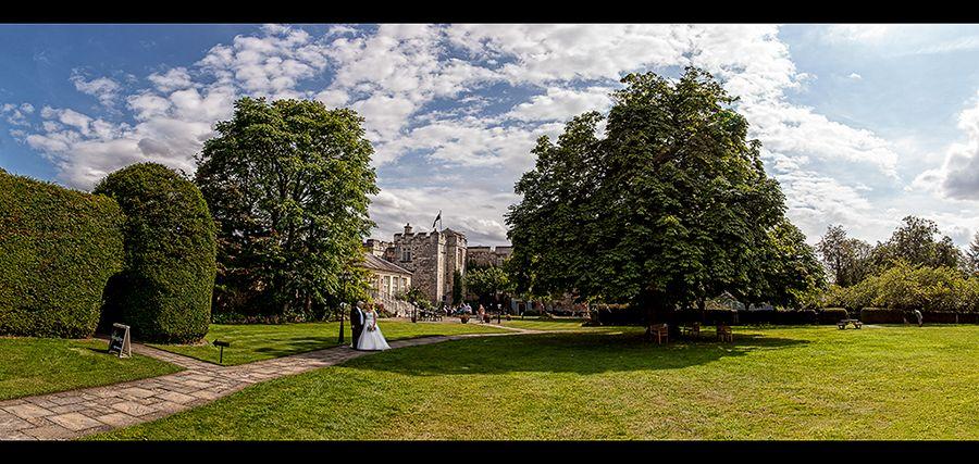 Hazlewood Castle wedding photography Hazlewood Castle
