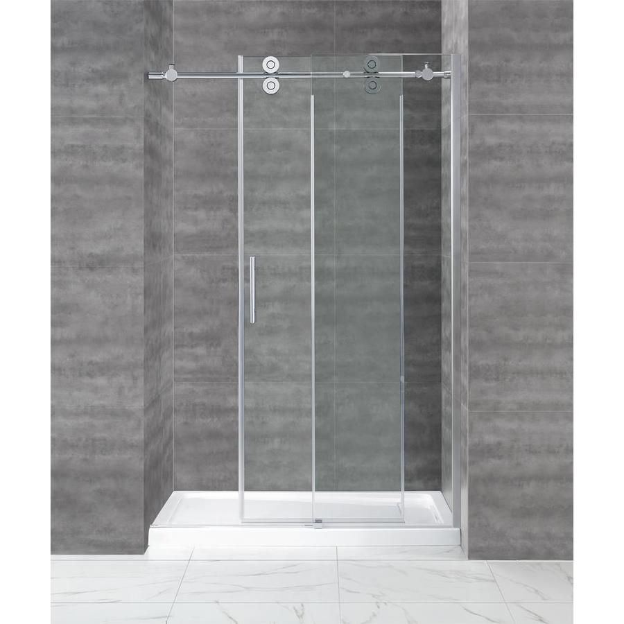 Ove Decors Sydney 45 0 In To 47 5 In Frameless Polished