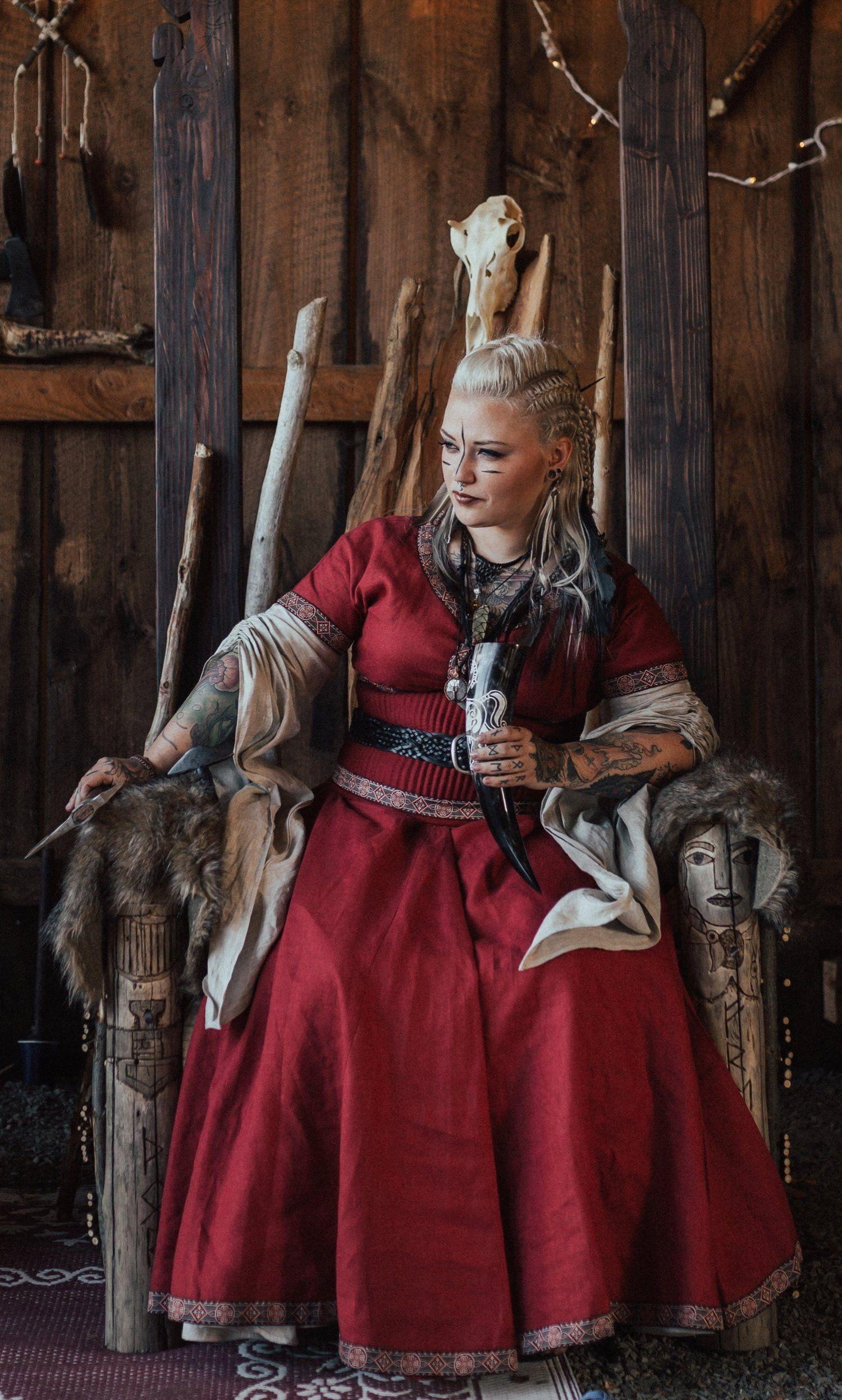A real viking wedding danielle donovan viking